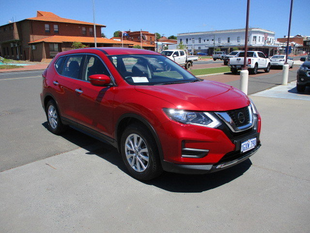 Used Nissan X-Trail T32 ST Katanning, 2017 Nissan X-Trail T32 ST Red Automatic Wagon