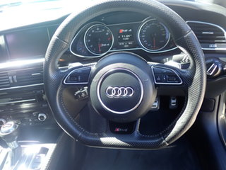 2013 Audi RS 4 8K MY14 Avant Quattro Dark Gun Metal 7 Speed Auto Direct Shift Wagon