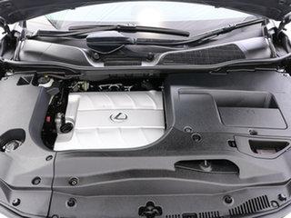2012 Lexus RX350 GGL15R MY12 Luxury Grey 6 Speed Automatic Wagon