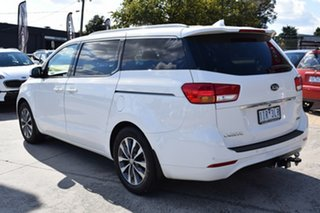 2016 Kia Carnival YP MY16 SLi White 6 Speed Sports Automatic Wagon