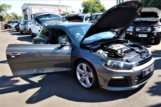 2014 Volkswagen Scirocco 1S MY15 R Coupe DSG Grey 6 Speed Sports Automatic Dual Clutch Hatchback