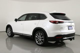 2017 Mazda CX-9 MY16 Azami (FWD) White 6 Speed Automatic Wagon