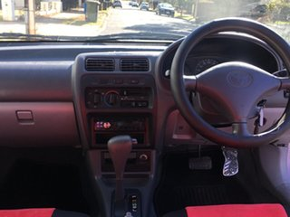 1997 Toyota Starlet Life 3 Speed Automatic Hatchback