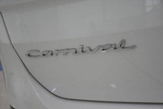 2021 Kia Carnival KA4 MY21 SI Snow White Pearl 8 Speed Sports Automatic Wagon