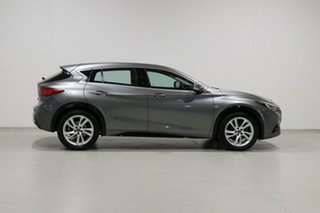 2017 Infiniti Q30 H15 GT 1.6T Grey 7 Speed Auto Dual Clutch Hatchback