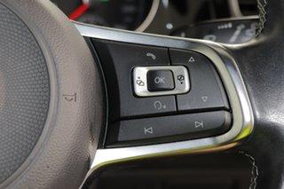 2017 Volkswagen Golf AU MY17 110 TSI Highline Tumeric Yellow 7 Speed Auto Direct Shift Hatchback