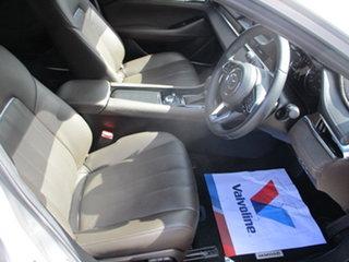 2018 Mazda 6 MY18 Atenza Silver Automatic Sportswagon