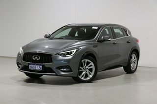 2017 Infiniti Q30 H15 GT 1.6T Grey 7 Speed Auto Dual Clutch Hatchback.