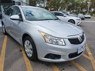 2012 Holden Cruze JH Series II MY12 CD 6 Speed Sports Automatic Sedan