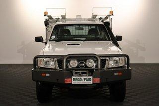 2012 Nissan Patrol GU 6 Series II DX 5 speed Manual Cab Chassis.