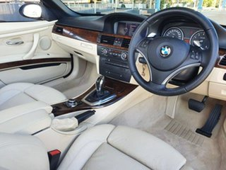 2009 BMW 3 Series E93 MY09.5 335i D-CT Monacoblu 7 Speed Sports Automatic Dual Clutch Convertible