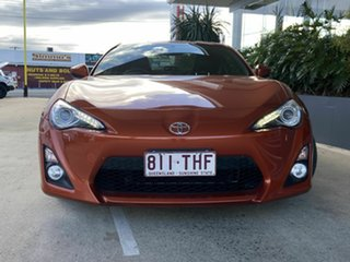 2013 Toyota 86 GTS Orange 6 Speed Automatic Coupe.
