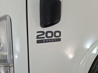 2011 Isuzu N Series White
