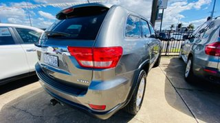 2012 Jeep Grand Cherokee WK MY2012 Laredo Grey 5 Speed Sports Automatic Wagon