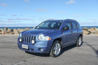 2007 Jeep Compass MK Sport Blue 5 Speed Manual Wagon