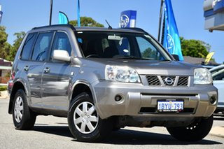 2005 Nissan X-Trail T30 II ST Silver 4 Speed Automatic Wagon.