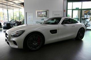 2016 Mercedes-Benz AMG GT C190 807MY S SPEEDSHIFT DCT White 7 Speed Auto Sportshift Coupe