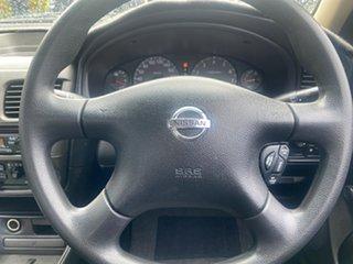 2004 Nissan Pulsar N16 S2 ST White 4 Speed Automatic Sedan