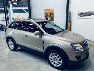 2012 Holden Captiva CG Series II MY12 5 Gold 6 Speed Sports Automatic Wagon.