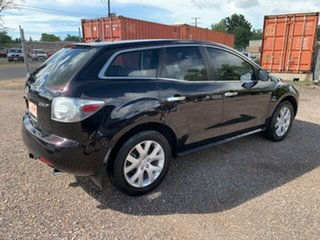 2007 Mazda CX-7 LUXURY Black 4 Speed Auto Active Select Wagon