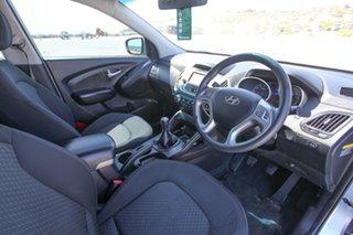 2012 Hyundai ix35 LM2 Active Blue 5 Speed Manual Wagon.