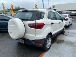 2015 Ford Ecosport BK Ambiente White 6 Speed Automatic Wagon.