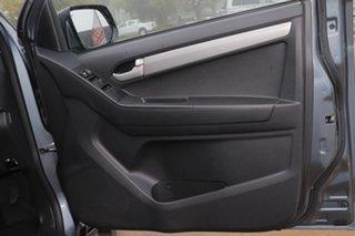 2013 Isuzu D-MAX MY12 LS Crew Cab 4x2 High Ride Grey 5 Speed Sports Automatic Utility