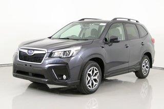 2019 Subaru Forester MY19 2.5I (AWD) Dark Grey Continuous Variable Wagon.