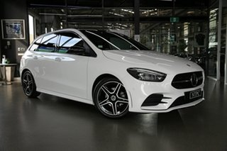 2020 Mercedes-Benz B-Class W247 800+050MY B180 DCT White 7 Speed Sports Automatic Dual Clutch.
