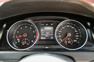 2015 Volkswagen Golf VII MY15 GTI DSG Red 6 Speed Sports Automatic Dual Clutch Hatchback