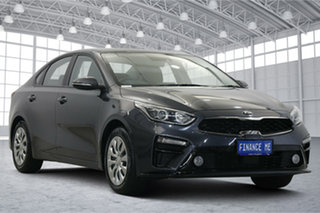 2019 Kia Cerato BD MY20 S Blue 6 Speed Sports Automatic Sedan.