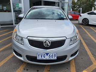 2012 Holden Cruze JH Series II MY12 CD 6 Speed Sports Automatic Sedan.