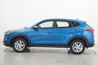 2019 Hyundai Tucson TL3 MY19 Active X 2WD Blue 6 Speed Automatic Wagon.