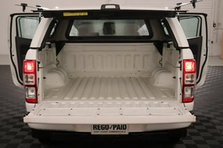 2015 Ford Ranger PX XL White 6 speed Automatic Utility