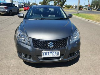 2011 Suzuki Kizashi FR MY11 Prestige Mineral Grey 6 Speed Constant Variable Sedan.