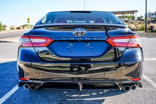 2018 Toyota Camry GSV70R SX Black 8 Speed Sports Automatic Sedan