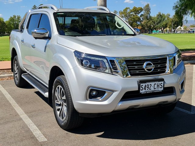 Demo Nissan Navara D23 S4 MY20 ST-X Nailsworth, 2020 Nissan Navara D23 S4 MY20 ST-X Brilliant Silver 7 Speed Sports Automatic Utility