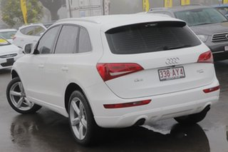 2010 Audi Q5 8R MY11 TFSI S Tronic Quattro White 7 Speed Sports Automatic Dual Clutch Wagon