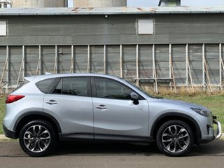 2016 Mazda CX-5 MY15 GT (4x4) Silver 6 Speed Automatic Wagon