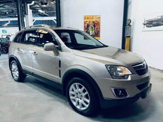 2012 Holden Captiva CG Series II MY12 5 Gold 6 Speed Sports Automatic Wagon