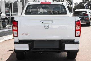 2020 Mazda BT-50 TFR40J XT 4x2 White 6 Speed Sports Automatic Utility.