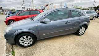 2007 Holden Astra AH MY07 CD Grey 4 Speed Automatic Coupe