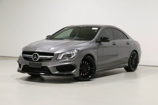 2014 Mercedes-Benz CLA45 117 AMG Grey 7 Speed Automatic Coupe.