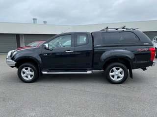 2013 Isuzu D-MAX MY12 LS-U Space Cab Black/Grey 5 Speed Manual Utility