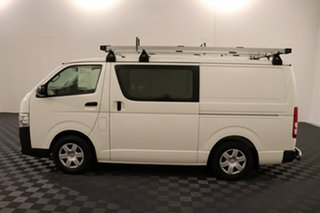 2016 Toyota HiAce KDH201R LWB French Vanilla 4 speed Automatic Van