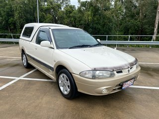 2004 Proton Jumbuck GLSi White 5 Speed Manual Utility.