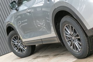 2021 Mazda CX-5 CX-5 K 6AUTO MAXX SPORT PETROL FWD Sonic Silver Wagon