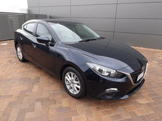 2014 Mazda 3 BM5278 Touring SKYACTIV-Drive Deep Crystal Blue 6 Speed Sports Automatic Sedan.