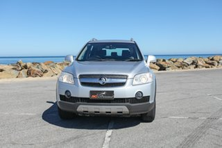 2009 Holden Captiva CG MY09 LX AWD Silver 5 Speed Sports Automatic Wagon