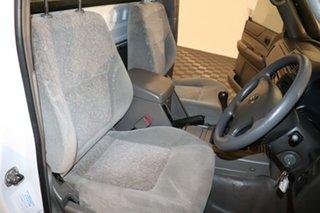 2012 Nissan Patrol GU 6 Series II DX 5 speed Manual Cab Chassis
